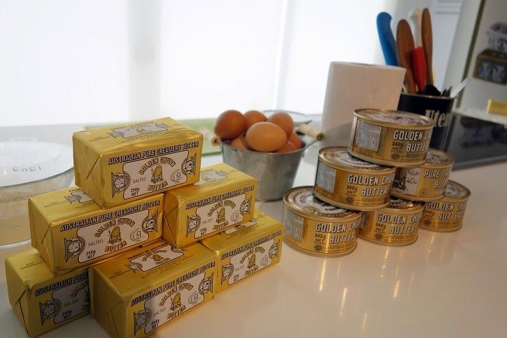 Raya Taste Better with Golden Churn Butter ~ www mieranadhirah com