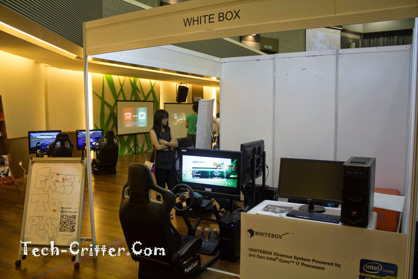Coverage of PLAY! Convention @ KDU College 168