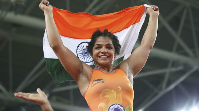 Sakshi Malik to be Indian flagbearer at Rio 2016 Olympics closing ceremony