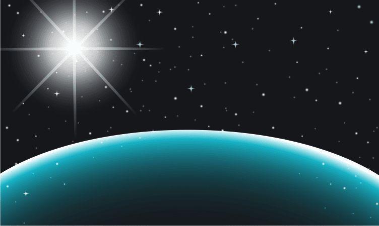 Em quanto tempo a luz do Sol atinge a Terra?