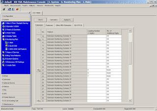 jaya perkasa | cara program pabx panasonic kx-tda600 denpasar bali