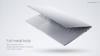 Xiaomi Launched Its First Ever Laptop