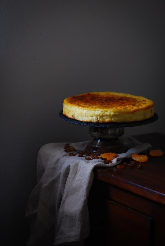 semolina-cottage-cheesecake-pastel-queso-semola-dulces-bocados