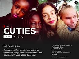Netflix enfrenta un proceso penal por la película francesa 'Cuties' ('Guapis' en España)