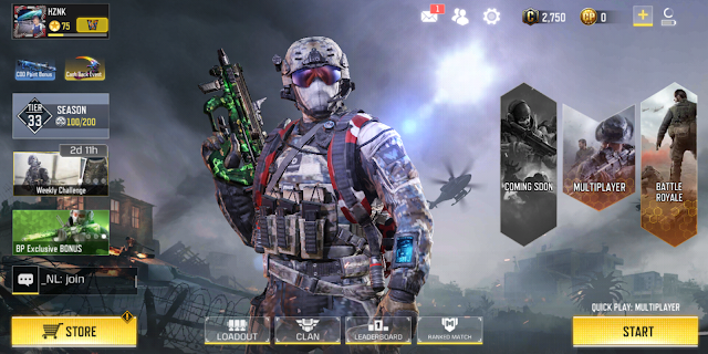 Call of Duty Mobile Garena Indonesia