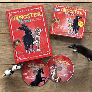 Gängster-Pferde - Ein freches Pferdebuch für Jungs und Mädchen