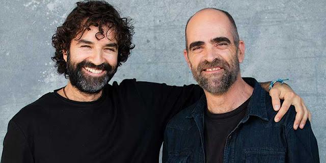 Luis Tosar y Mateo Gil en 'Los Favoritos de Midas' para Netflix