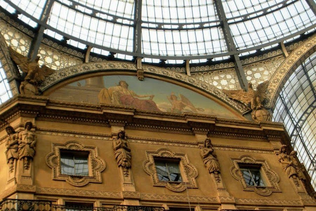 2 Days in Milan: Galleria Vittorio Emanuele II