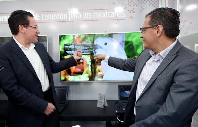 GUADALAJARA, MONTERREY Y CIUDAD DE MÉXICO   ENTRE LAS QUE INICIARÁ LA RED COMPARTIDA: EOJ