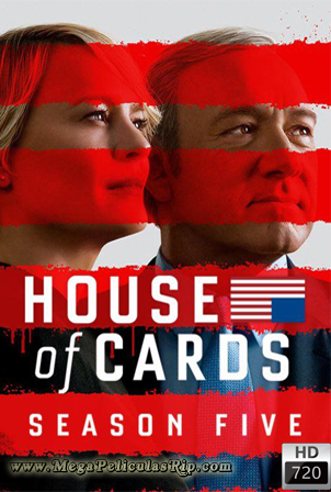 House Of Cards Temporada 5 [720p] [Latino-Ingles] [MEGA]