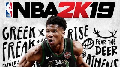 NBA 2K19 Mod Apk + Data Download