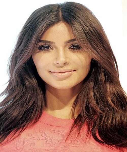 Kim Kardashian's Nude Tone Look