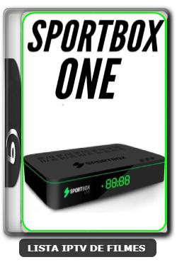 Sportbox One Nova Atualização V1.0.27 - 01/02/2021