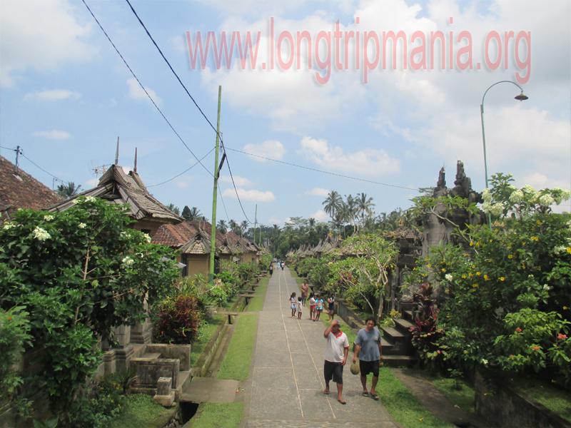 Tempat Wisata Desa Tradisional Penglipuran Bangli Bali