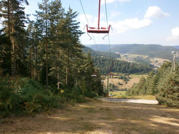 Sessellift Schwarzwald