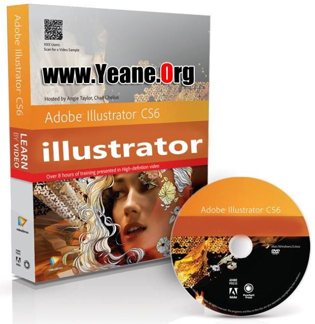 بهرنامه + كراك + فێركاری Adobe illustrator CS6