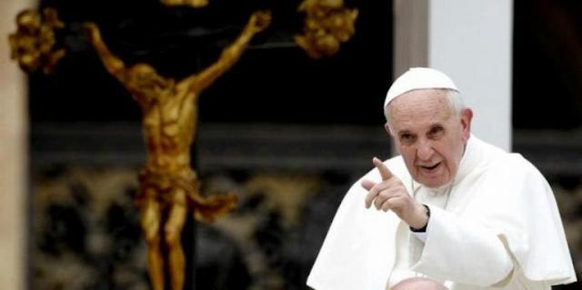 Gara-Gara Trumph, Paus Fransiskus Cemaskan Perdamaian Timur Tengah
