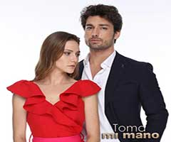 Ver telenovela toma mi mano capítulo 34 completo online