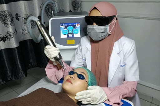 Saffanah Klinik Maros Hadir dengan konsep estetik dan bertaraf internasional