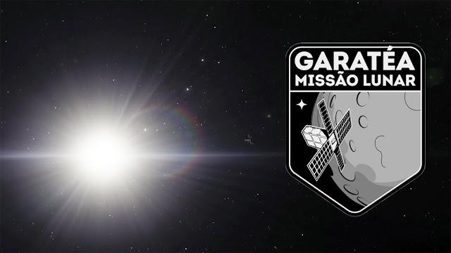 Garatéa - primeira missão lunar brasileira