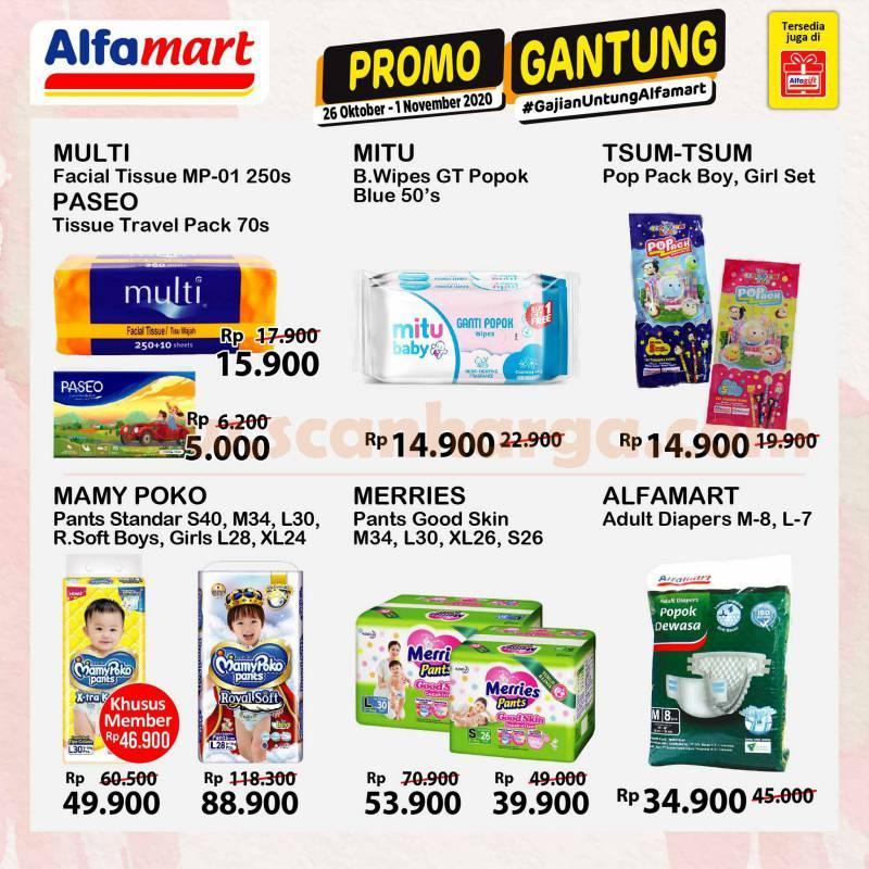 Alfamart GANTUNG Promo Gajian Untung 26 Oktober - 1 November 2020 12