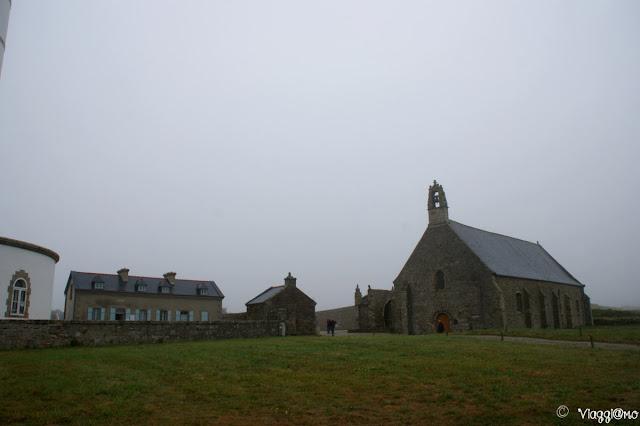 La cappella di Notre Dame de Grace a Saint Mathieu