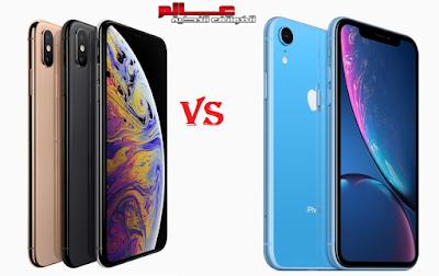آيفون Apple iPhone XS و آيفون Apple iPhone XR