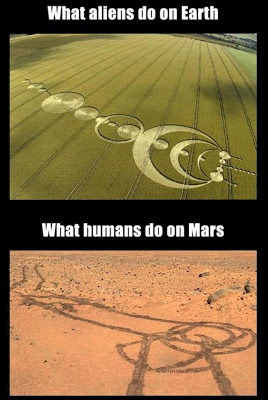 funny difference between aliens and humans