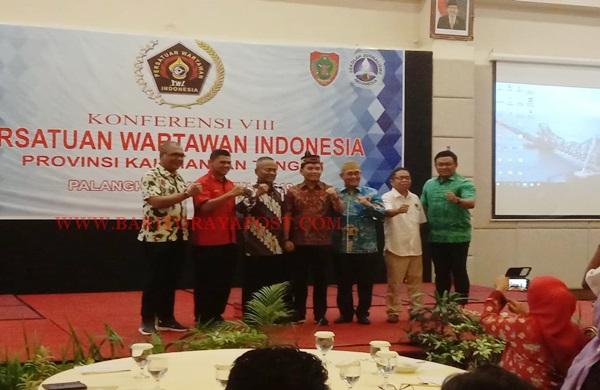 PWI Kalteng Gelar Konferensi Wartawan ke VIII