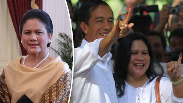 Iriana Berpacaran dengan Siswa SMKN 8 Surakarta, Jokowi Hanya Tertawa