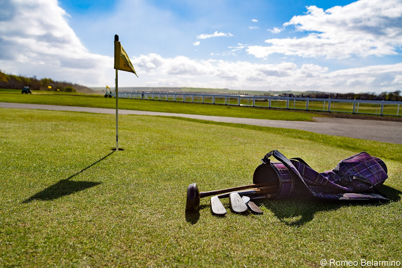 Musselburgh Links Green and Hickory Golf Clubs Top Scottish Golf Courses