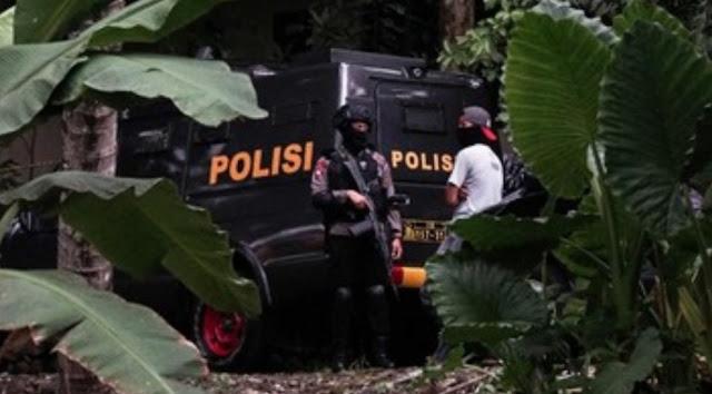 Densus Tangkap Polwan di Polda Malut karena Ter0risme