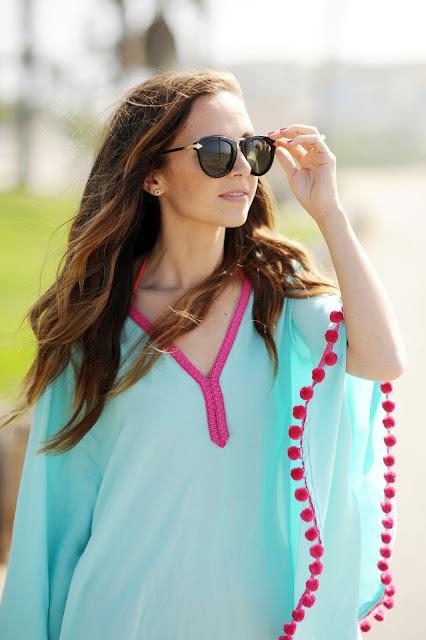 patron robe de plage