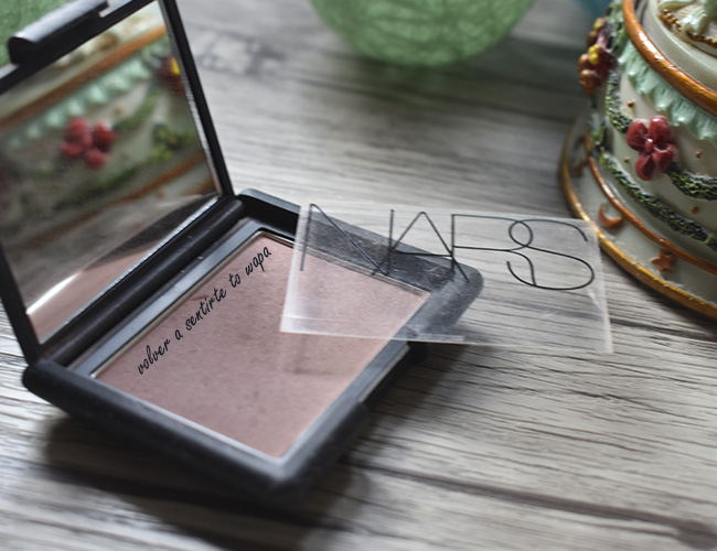 Colorete Douceur de Nars