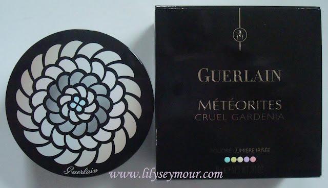 Guerlain Meteorites Cruel Gardenia Highlighter
