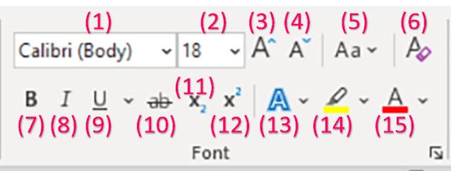 Fungsi Menu dan Tools Microsoft Word 2016, 365 dan 2019