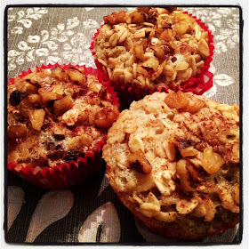 A Bully Of A Tail Baked Oatmeal Muffins Perfect Breakfast