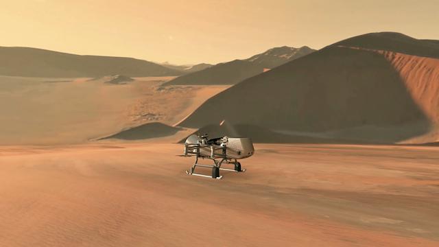تيتان هل سوف تكون الأرض البديلة، بحثة ناسا الاستكشافية عام 2026