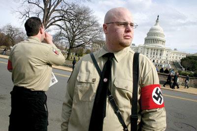 American Nazi Party members