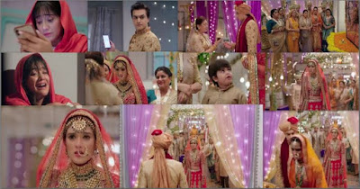 "Yeh Rishta Kya Kehlata Hai Episode 9th August 2019 Written Update "" Kartik run Away from Marriage """