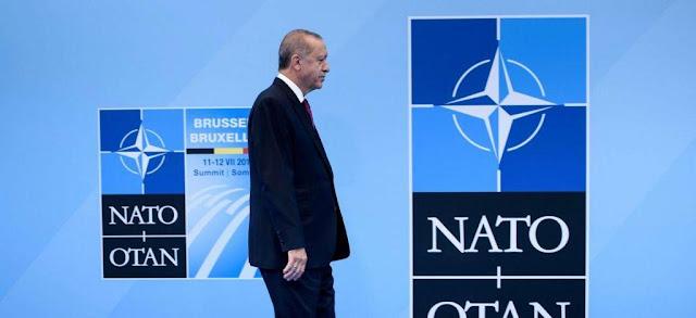 ΝΑΤΟ – Ερντογάν σε μια ανοχύρωτη Ευρώπη