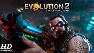 Evolution 2: Battle for Utopia. Action shooter_fitmods.com