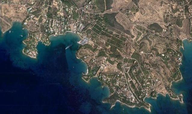 Σε διαβούλευση τα έργα προστασίας διάβρωσης της ακτογραμμής στην Κόστα Ερμιονίδας