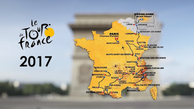 Tour de France 2017 - odds and live lines