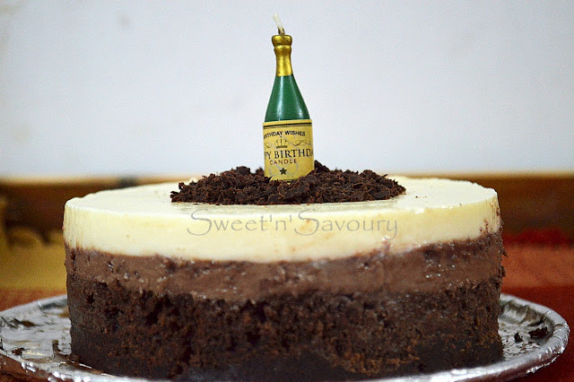 Triple Layer Chocolate Fudge Cake Recipe