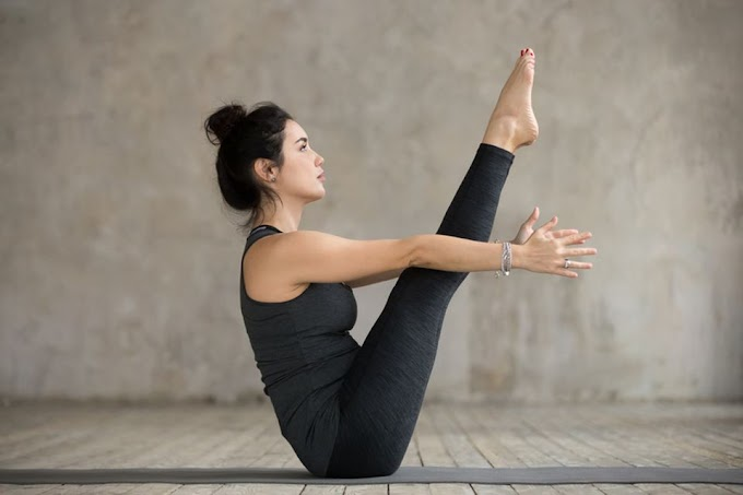 5 simple yoga exercises for a toned abdomen