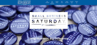Small Business Saturday UK website screenshot