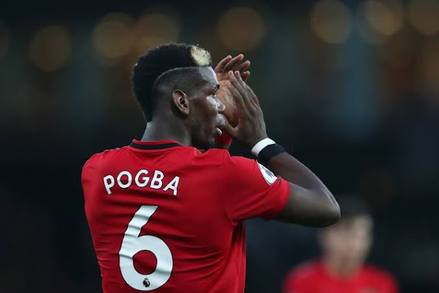 Pogba's Performance Fires Manchester United Ahead of Manchester City in Title Race