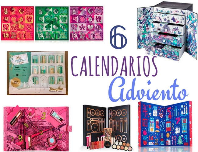 Calendarios de Adviento 2017