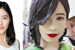 Matsui Jurina's statue will be displayed on 21st Nagoya Motor Show